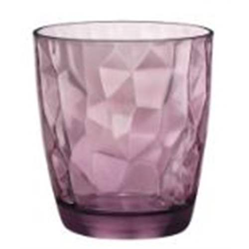 Set 6 Bicchieri Diamond Purple Cl. 39
